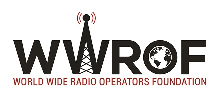 World Wide Radio Operator Foundation logo